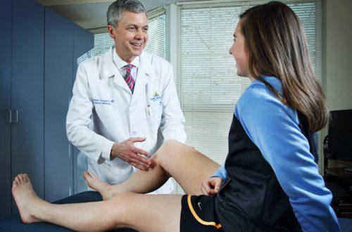 Singapore Knee Doctor